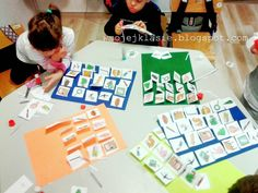 Ortografia - Tablice (już) dla sześciolatka ~ W mojej klasie