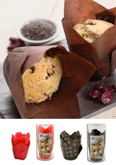 Red and brown tulip muffin holders Sizing: 24 per pack Muffins, South Africa, Baking, Shop, Red, Wedding, Tulips, Valentines Day Weddings, Muffin