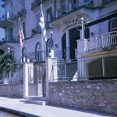 American Club - Kifissia, Greece - 1970 - The best hang out place for teenagers! 1970 Style, Athens Greece, Places To See, Diving, Meringue Pie, Club, Mansions, American, Memoirs