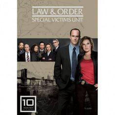 Law and Oder - SVU Season 10 DVD