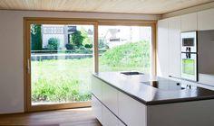 Jürgen Haller - Projekte Elevator Design, Windows, Kitchen, Barn, Homes, Home Decor, Architecture, Projects, Ideas