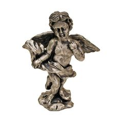 This beautiful pewter figurine was made with a lot of care and emphasize on small details. The best choice as home decoration and makes it a great gift idea.