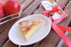 Prajitura rasturnata cu mere!