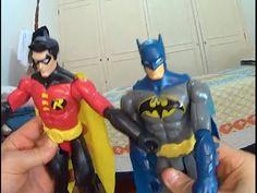 Robin boneco Mattel  Batman X Coringa Joker Duende Verde Venom Electro C...