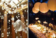 Decora tu boda con tu globos!!! ~ Manualidades para tu boda