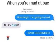 When you are mad at bae love love quotes quotes quote mad love images bae