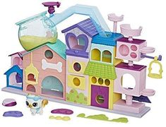Find the largest collection of Littlest Pet Shop toys here in the LPS pet store! View LPS toys, figures & collectibles like LPS cats, LPS dogs, and much more! Little Pet Shop Toys, Lps Littlest Pet Shop, Little Pets, Lps Cats, Pet Hotel, Cat Towers, Shops, Dog Houses, Animal Party