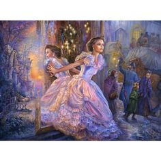 Josephine Wall Alternative Reality :: Keyword Album: Fantasy ::... ❤ liked on Polyvore featuring home, home decor and wall home decor