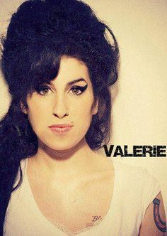 Amy Winehouse on Pinte... Amy Winehouse Valerie