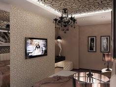 Спальня для феминистки, Елена Пономаренко / Vitta-Group, Спальня, Дизайн интерьеров Formo.ua