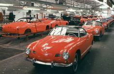 Ghai assembly line
