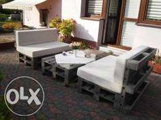 Sofa z palet, kanapa, meble eco - produkt,epal Lublin • OLX.pl (dawniej Tablica.pl)