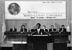 Second World, 20 Years, Climate Change, Timeline, Effort, Two By Two, Geneva, Fall 2016, Conference