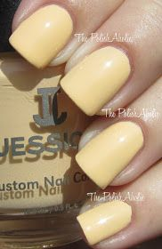 The PolishAholic: Jessica Summer 2012 Gelato Mio Collection Swatches