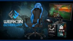 Enter This Mega Holiday #Giveaway! Win A VERTAGEAR Gaming Chair, ASUS Monitor, & More!
