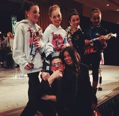 kendall maddie and nia