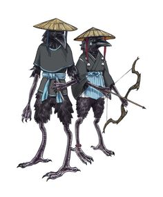 65 Best Kenku Images Character Ideas Character Art Character Concept