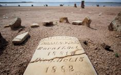 Four Ghost Towns Under Lake Texoma