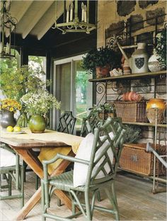 30 Exciting French Country Outdoor Decorating Ideas #outdoor ...