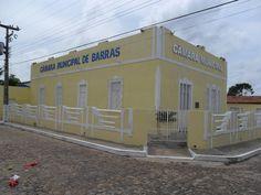 Câmera Municipal de Barras