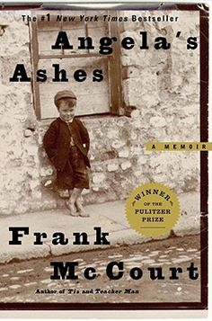 Angela's Ashes - Frank McCourt - good book, by turns humorous and quite sad.