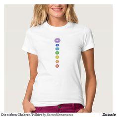 Die sieben Chakren T-Shirt