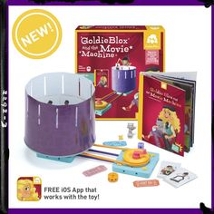 I love that my daughter can feel proud to love Science, Math, and Engineering. GoldieBlox is the greatest company out there for young girls!