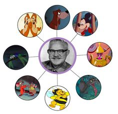 James MacDonald | Community Post: 14 People You Didn't Know Voiced Multiple Disney Characters