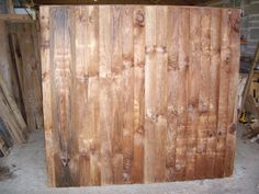 Heavy Duty Framed Fence Panel 6ft x 6ft | Colchester Sheds And Fencing