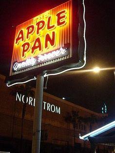 The Apple Pan #LA