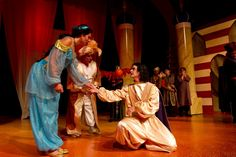How about making it Arabian Night  by dressing up Jasmine or Aladdin?  It might take a little extra work, but your  little ones will be a hit this Halloween.    www.MagikTheatre.org