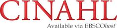 CINAHL is an index of nursing and research journals covering nursing, biomedicine, health sciences librarianship, alternative medicine, allied health and more. Library Research, Information Literacy, Search Engine, Php, Libraries, Google, Magazine Articles, Libros, Fonts