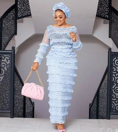 Nigerian Lace Styles, Aso Ebi Lace Styles, Lace Dress Styles, Lace Dresses, Ankara Styles, African Maxi Dresses, Latest African Fashion Dresses, White Lace Gown, White Dress