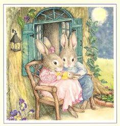 """Sweet Bundle of Love"" - Susan Wheeler"