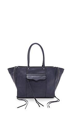 4e246951e1 Rebecca Minkoff Side Zip Medium Mab Tote Bag