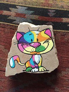 Pebble Painting, Pebble Art, Fabric Painting, Stone Painting, Painted Pavers, Painted Rocks Craft, Hand Painted Rocks, Rock Painting Designs, Pet Rocks
