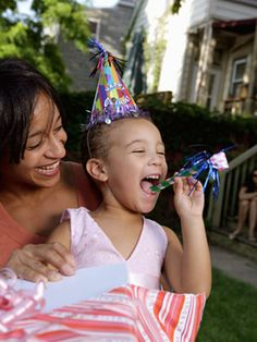 Let kids decorate their own goody bags for a party activity.