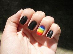 nail art unha now united Hair And Nails, My Nails, Fire Nails, Best Acrylic Nails, Cute Nail Art, Trendy Nail Art, Rainbow Nails, Nail Inspo, Nail Arts