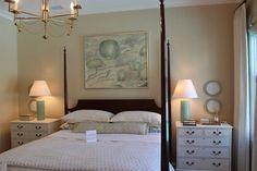 design indulgence: COASTAL LIVING SHOW HOUSE Circa Lighting Millo chandelier bedroom