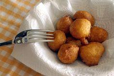 Pommes dauphines au potiron. Une excellente idée pour duper les enfants !. La recette par Chef Simon.