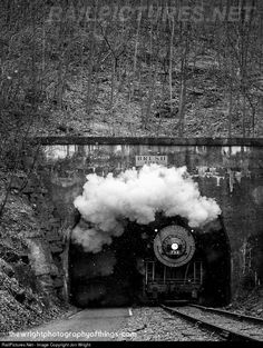 RailPictures.Net Photo: WMSR 734 Western Maryland Scenic Railroad Steam 2-8-0 at Corriganville, Maryland by Jon Wright
