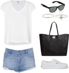 Simple outfit (without the handbag)