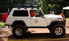 El Dorado Search & Rescue - Jeep Jeepster Commando