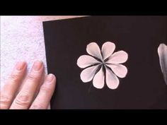One Stroke Painting with Donna Dewberry - How to Paint Wildflowers, Pt. 3: Five Petal Flowers - YouTube