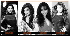 Superb voice & Gorgeous Looks! Pick the hottest #Bollywood female singer -