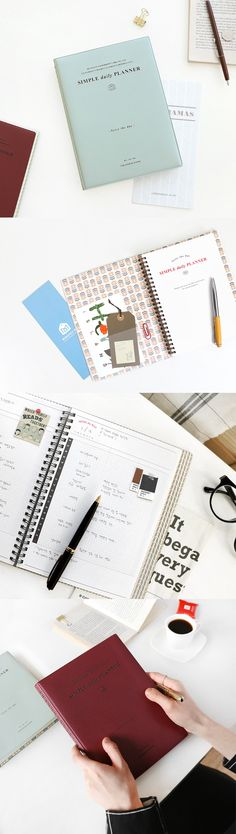 The Seize the Day Daily Planner is one of many adorable and functional products in the MochiThings collection. Bujo, Event Planning, Daily Planning, Life Organization, Organizing, Organize Your Life, Day Planners, Filofax, Happy Planner