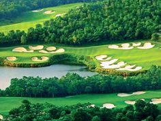 Mission Hills Golf Club (Guangdong, China)