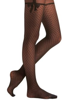 Tights to Behold | Mod Retro Vintage Tights | ModCloth.com