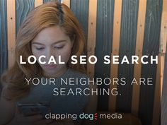 """Have you ever googled something like this?  """"What are the best wedding photographers near me?""""  Because that is really what you wanted. You wanted the best ______ nearby. Whether it was a photographer or restaurant or even dog groomer.  And google gives you something like this. http://clappingdogmedia.com/wp-content/uploads/2017/01/Best-local-photogs.jpg   So handy right? All of the info you need is right"""