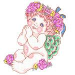 Praying-baby-embroidery-design-002